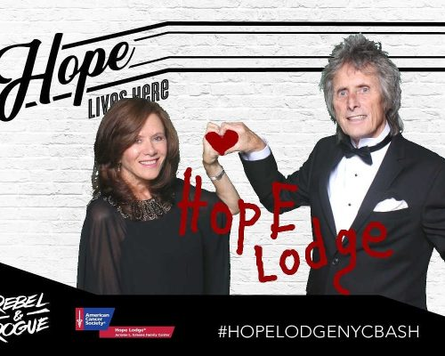 Hope Lives Here event in New York City